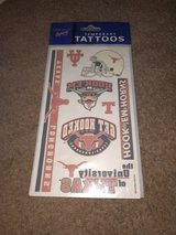 TEMPORARY TATTOOS... by WINCRAFT Sports in Fort Hood, Texas
