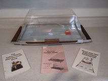 Salton Hotray Hot Tray Party Tray With Dome Lid in Glendale Heights, Illinois
