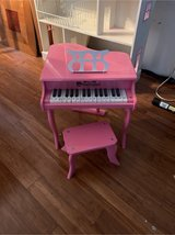 pink mini piano in St. Charles, Illinois