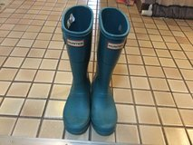 Hunter Rain Boots size 2 youth in St. Charles, Illinois