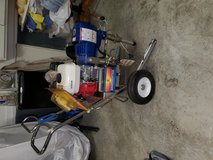 Commercial paint sprayer in Beaufort, South Carolina
