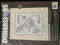 North American Beauties counted cross stitch kit - Never Used!! in St. Charles, Illinois