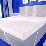 """MyPillow 2"""" Mattress Bed Topper - Queen Size - New! in Plainfield, Illinois"""