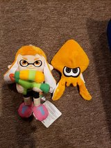Inkling Girl and Squid in Plainfield, Illinois