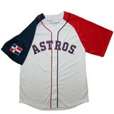 """Astros """"DOMINICAN REPUBLIC"""" Hispanic Heritage Jersey - Brand New! in Baytown, Texas"""