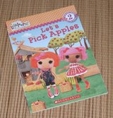 Lalaloopsy Let's Pick Apples Book Level 2 in Plainfield, Illinois