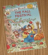 Scholastic Little Critters The Fall Festival Book My First I Can Read in Plainfield, Illinois