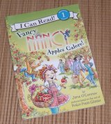 Fancy Nancy Apples Galore Book I Can Real Level 1 in Plainfield, Illinois