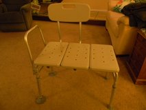 Clean Used Medline Guardian G98308A Tub Transfer Bench in Glendale Heights, Illinois