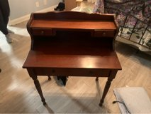 solid cherry secretary desk in Fort Campbell, Kentucky