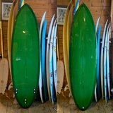 Surfboard 6'4 Inc Fin, Leash, Traction, Knit Case and Case in Okinawa, Japan