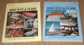 Vintage Set of 1990s Complete Guide to Boat Kits & Plans 10th and 11th Editions in Chicago, Illinois