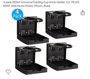***Foldable drink holder for RV/boat/truck in Joliet, Illinois