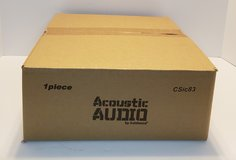 """Acoustic Audio 8"""" 3-Way In Ceiling, In Wall, Center Channel, or Outdoor Home Theater Speakers in Fort Campbell, Kentucky"""