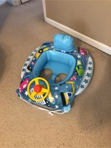 toddler pool boat with horn in Fort Campbell, Kentucky