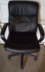 Office Chair-Black in Vacaville, California