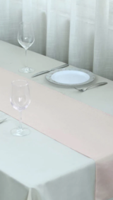 """3 New Blush Table Runners - 12"""" x 108"""" in Glendale Heights, Illinois"""