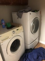 washer and dryer in Beaufort, South Carolina
