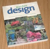 Vintage 2001 Garden Design Book Essential Reference Guide for all Aspects of Gardening in Chicago, Illinois