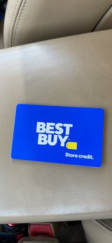Best Buy Store Credit in Las Cruces, New Mexico