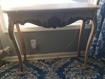 Natural Wood Console Table in Fort Campbell, Kentucky