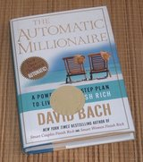 The Automatic Millionaire A Powerful One-Step Plan to Live and Finish Rich David Bach Hard Cover... in Joliet, Illinois