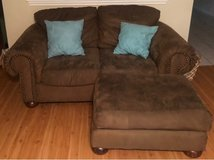Gallery furniture used but in good condition couch and loveseat in Spring, Texas