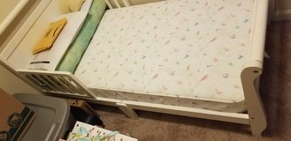 toddler bed with mattress in Fort Jackson, South Carolina