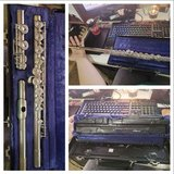 Artley flute 17-0 with case in Travis AFB, California