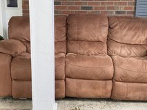 Couch and Matching Recliner in Fort Campbell, Kentucky