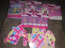 My Little Pony party decorations in Travis AFB, California