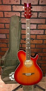 Daisy Rock Acoustic Electric Guitar in Kingwood, Texas