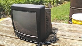 """Orion 13"""" CRT TV in Fort Campbell, Kentucky"""