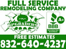 Home Remodeling Services in The Woodlands, Texas