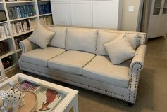 Brand New Rolled Arm Sofa for Sale in Fort Riley, Kansas