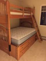 Bunk bed in Westmont, Illinois