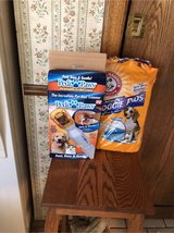 dog nail trimmer and doggie pads in Glendale Heights, Illinois