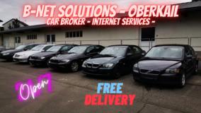 Used Cars by B-Net Solutions Car Broker in Spangdahlem, Germany