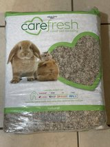 New Bag of Carefresh Small Animal Bedding, Natural, 60-L Guinea Pig Hamsters, Etc. in Travis AFB, California