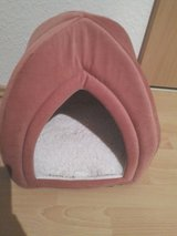 Cat bed in Ramstein, Germany
