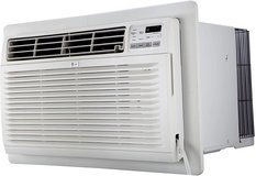 LG 530-sq ft 230-Volt White Through-the-Wall Air Conditioner ENERGY in Westmont, Illinois