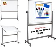 Dapper Display Magnetic Portable Whiteboard in Glendale Heights, Illinois