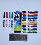 EXPO Dry Erase Kit, Assorted Colors (80054) in Glendale Heights, Illinois