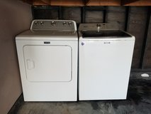 GREAT DEAL on Washer and Electric Dryer!!! Must go! (Still under warranty!!) in Camp Pendleton, California