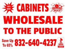 Upgrade your Cabinets for Less in Spring, Texas