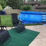 """18"""" X 48"""" POOL in Glendale Heights, Illinois"""