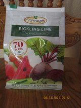 Unopened - Pickling Lime in Travis AFB, California