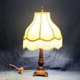 VICTORIAN ANTIQUE STYLE TABLE LAMP in Travis AFB, California