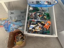 LEGOS GALORE!! PLANES, BOATS, PARTS AND MANUEL TO LEGO CITY in Joliet, Illinois