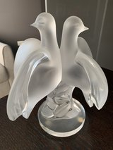 lalique crystal doves in Joliet, Illinois